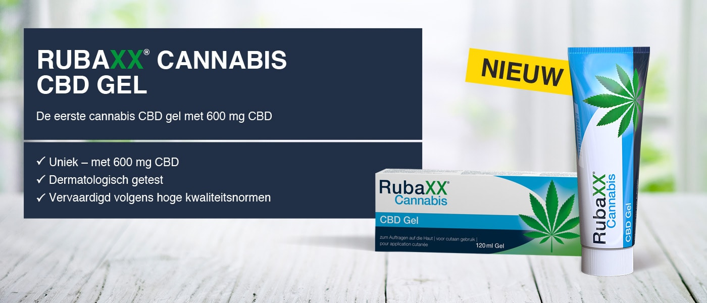 Rubaxx Cannabis Gel